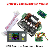 DPH5005 Programmable Digital Control Power Supply Color LCD Voltmeter 50V 5A Buck Boost Converter Constant Voltage