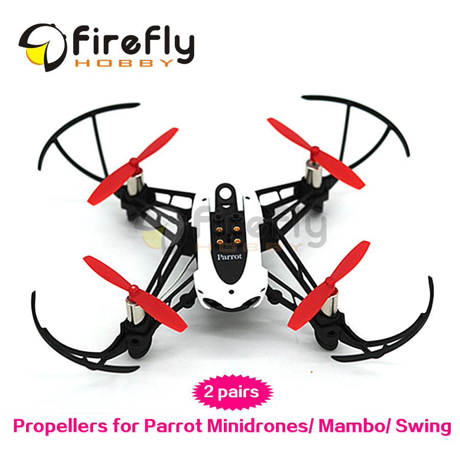 4 stücke 2-blatt Propeller für Parrot Minidrones Mambo Schaukel Mini Drone Klingen