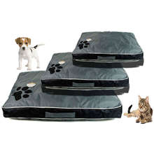 Dog Bed Cushion for Large Oxford Cloth Puppy Breathable Waterproof House Pad Pet Nest Sofa Blanket Mat Animals