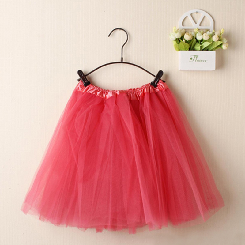 19 Kleuren Multi Layer Nieuw 2016 Volwassen Vrouwen Party Kostuum Petticoat Ballet Prinses Korte Mini Tutu Rok Pettiskirt