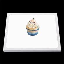 PULUZ Mini 22,5 cm LED Fotografie Schatten Boden Licht Schatten freies Licht Lampe Panel Pad für 20 cm Foto studio Box lightboxs