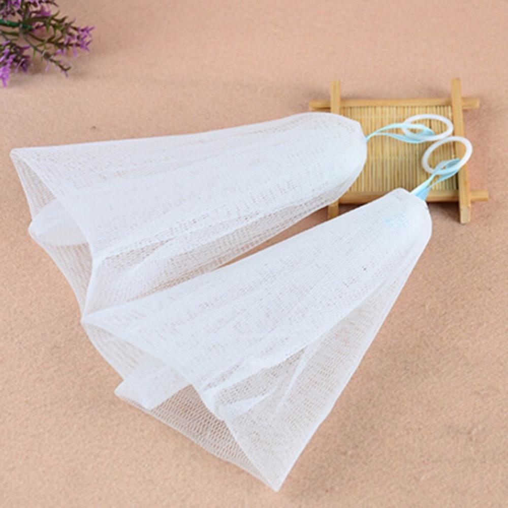 Wash Face Towel Travel Sponge Bath Mesh Cloth Clean Towel Shower Towel Bathing Scrub Washcloth Body Towel Foaming Net Soap Make