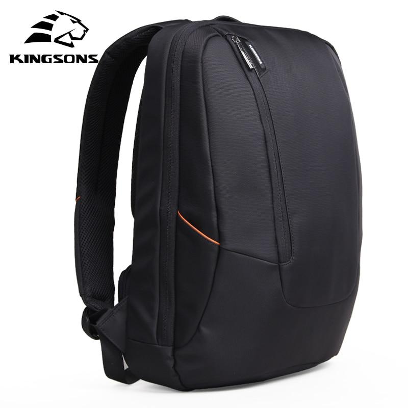 Kingsons Men Backpack 14 inch Shoulder Backpack Male Causal Travel School Bag Bolsas Mochilas Femininas недорго, оригинальная цена