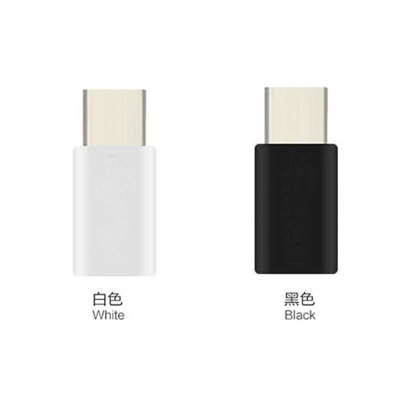 Lot 10pcs USB 3.1 Type-C Male to Micro USB Female C Charging Data Sync OTG Cable Converter Adapter For Xiaomi Huawei LG HTC