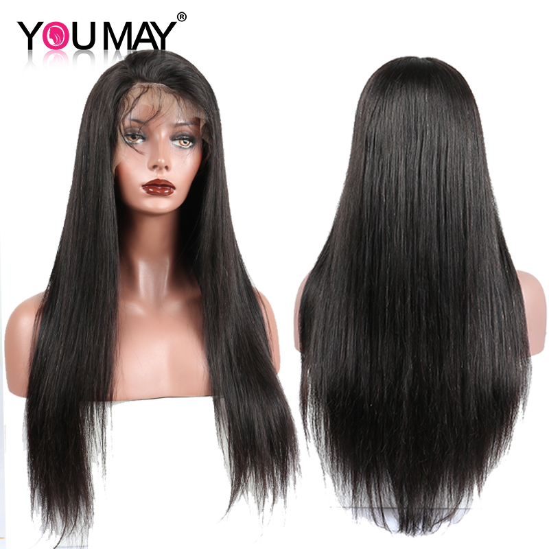 Hair Extensions & Wigs 250% Density Brazilian Curly Human Hair Wigs Full End Lace Front Wigs For Women Natural Black Pre Plucked 13x6 You May Remy Hair To Assure Years Of Trouble-Free Service