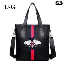 2016 High Capacity Women Single Shoulder bag Canvas Bag Butterfly Pattern Fashion Handbag Lady messenger Bags