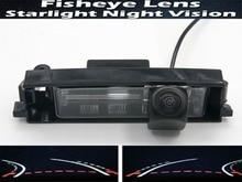 Reverse Car Camera Trajectory Tracks 1080P Lens  Fisheye Rear view for Toyota RAV4 2000 -2012 Reversing