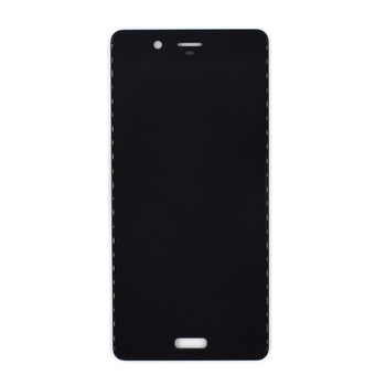 Replacement Parts for Nokia 8 Display Touch Digitizer Glass Screen Assembly(Black)