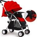 Hot Sale Baby Stroller Portable Folding Baby Car High Landscape Shockproof Widen Seat Strollers Prams for Newborns C01