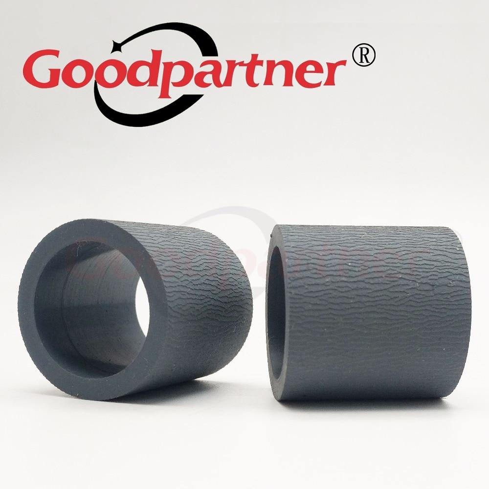10X RL1-0540 RL1-0542 RL1-2891 RM1-3763 RM1-6313 RM1-6414 Paper Pickup Roller Rubber Tire For HP 1320 P3005 P3015 2035 2055 2727
