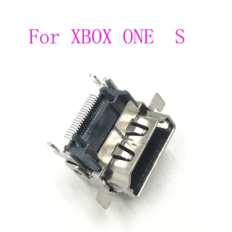 HDMI Port Connector Socket Replacement For Microsoft Xbox One S Slim