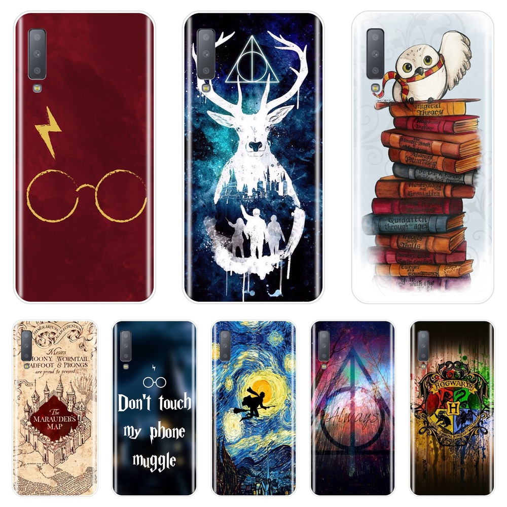 cover samsung galaxy a3 harry potter