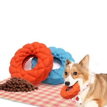Pet Toy Indestructible Aggressive Chew Rubber Sound For Large Dogs Training Funny Big Dog Toys