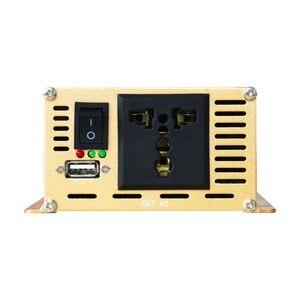 Image 4 - 1000 W oder 2000 W Auto Inverter LCD Display 12 V zu 220 V Inverter 12 v 220 v Power inverter Konverter Tragbare USB Ladegerät
