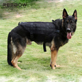 Army Tactical Dog Vests Outdoor Military K9 Dog Clothes Load Bearing Harness SWAT Tactical Dog Training Molle Vest Harness