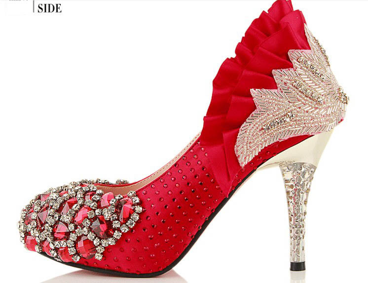 Aliexpress.com : Buy 2013 wedding bridal shoes diamond fashion ...