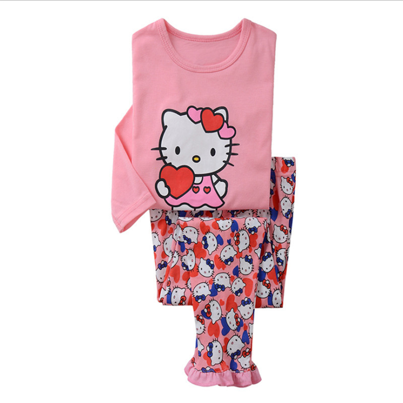 Hello Kitty Children's Pajamas 3