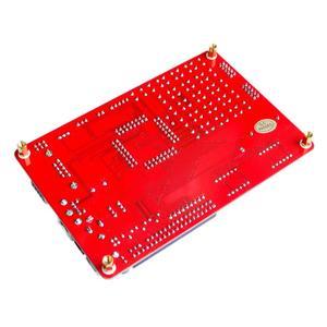 Image 2 - تاج أحمر عروض AVR مجلس التنمية ATMEGA128 لوحة تعليمية تجربة المجلس فائقة فعالة من حيث التكلفة