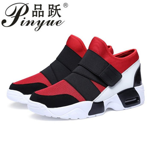 2018 hot sale spring summer fashion trend men sneakers size 36--45 comfortable breathable lace-up casual male shoes