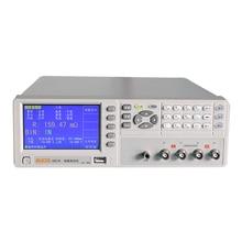 U2516 цифровой Milli-Ohm meterDigital DC датчик с низким сопротивлением 0.1mOhm-20 M Ом базовая точность 0.05%, температурная компенсация