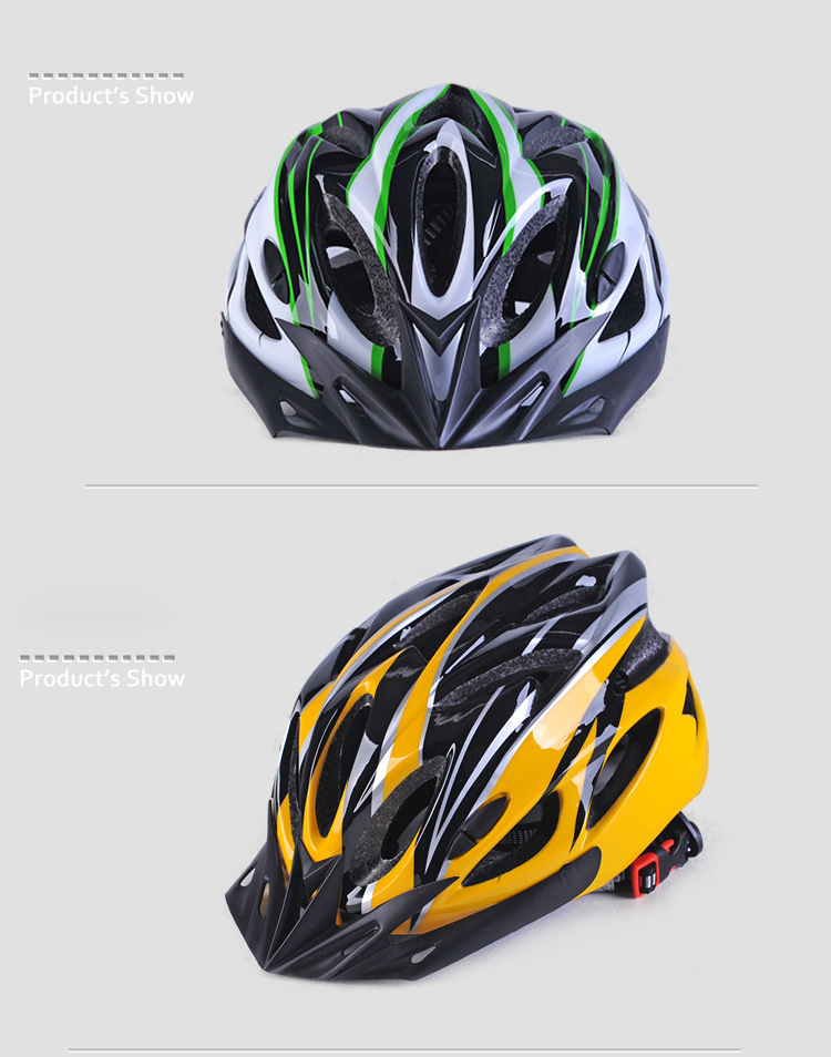 220g Ultralight Bicycle Helmet CE Certification Cycling Helmet In-mold Bike Safety Helmet Casco Ciclismo 56-62 CM-10