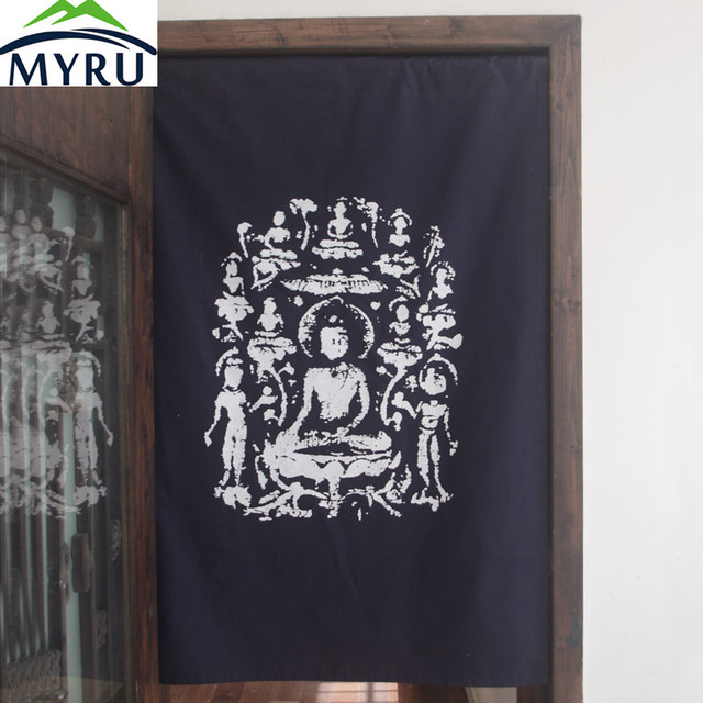 MYRU door curtain Buddha rubbings solemnly seated Buddha standing Buddha Buddhism ancient China India buddhist door & MYRU door curtain Buddha rubbings solemnly seated Buddha standing ... pezcame.com