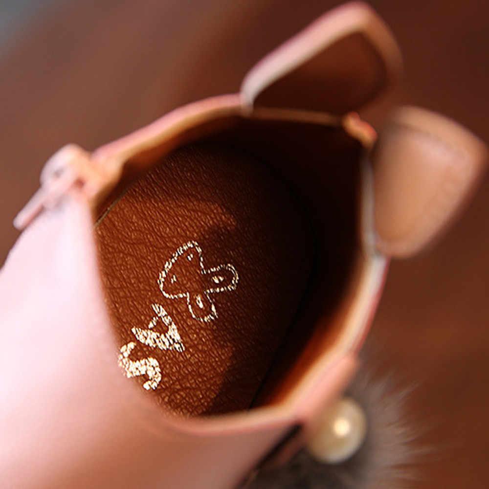Пинетки для девочек ясельного возраста, для маленьких девочек, милые, кроличьи ушки, кроссовки на молнии, повседневная обувь, резиновые сапоги, мини melissa Sneaker @ 35