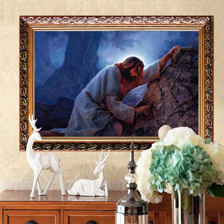 Home Interior Jesus: High Quality Home Decor Jesus Christ Painting The Portrait