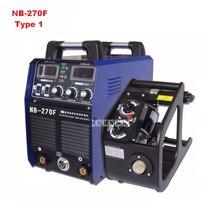 New Arrival NB-270F 220V380V Double Voltage Welding Machine Split Wire Feeder CO2 Welding Machine 0.8-6mm 50 / 60HZ Hot Selling