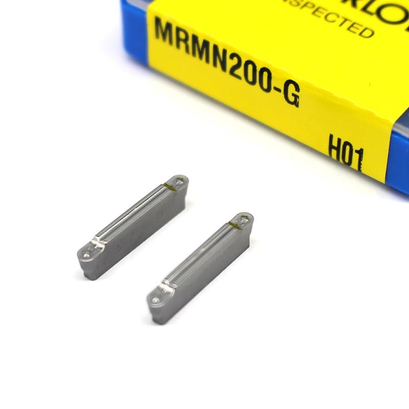 MRMN200 G H01 Aluminum Carbide Insert Mrmn 200 Grooving Aluminum Processing Knife CNC Lather Cutting Turning Tool Holder MGEHR