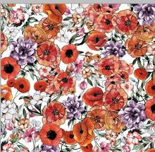 517e82a5862a9 Buy purple floral fabric chiffon and get free shipping on AliExpress.com