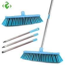 GUANYAO Large outdoor floor Scourer household cleaning tools Hand stainless steel brush  widened Bathroom Floor