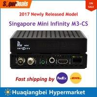 Singapur Starhub HD TV Set Top Box itv mini Infinity M3-CS Siyah yükseltme Kutusu C801 Artı Izle Kanallar Ch227 Ch855 Ch213