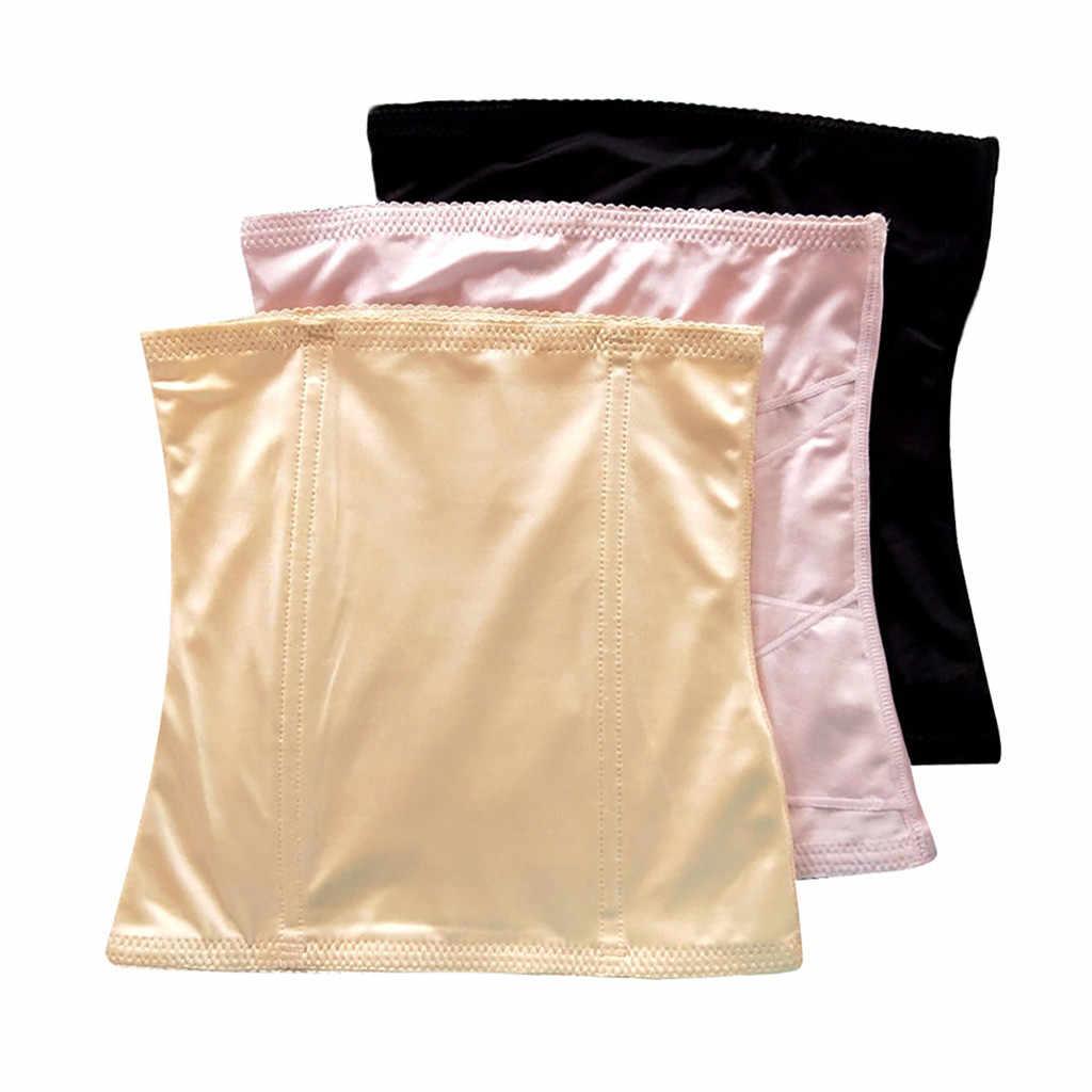 Faja para el cuerpo del embarazo abdomen postparto con cintura vendaje maternal Control adelgazante cinturón moldeador debajo del busto