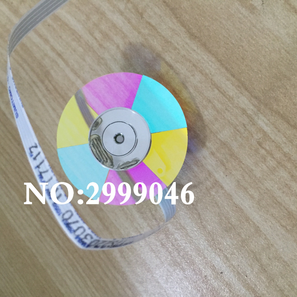 100% NEW Original Projector Color Wheel for  Optoma HD20 or HD200X  wheel color projector color wheel for optoma hd66 hd67n