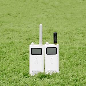 Image 2 - 805S Mini Dual Band Antenne Sma Female 144/430/1200Mhz Voor Walkie Talkie Xiaomi Mijia twee weg Radio Ham Draagbare Radio