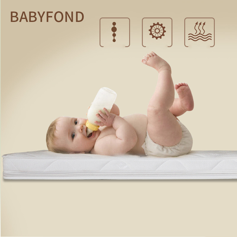 все цены на Baby crib Mattress Environmental Protection baby bed Mattress Four Seasons Baby Sleeping Pad Children's Kindergarten Mattress