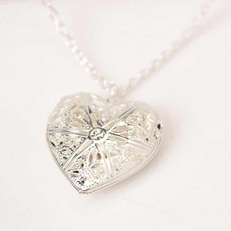 Панк оптовая продажа 2018 последние в форме сердца Цепочки и ожерелья любят играть открыть небольшой фото корейские женские полые коробки цепочки и ожерелья