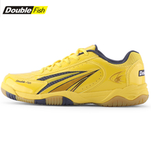 Здесь можно купить   Genuine New Arrival DOUBLE FISH table tennis Shoes Breathable Anti-slippery ping pong Sneakers Running Shoes For Men Women  Sneakers