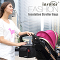 Thermal Insulation Baby Diaper Bags Waterproof Mommy Bag Stroller Bag Cup Holder storage organizer baby Stroller Accessorie