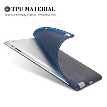 Case For iPad 2 3 4, aiyopeen Ultra Slim PU Leather Flip Cover Soft TPU Back Magentic Smart Case For iPad 2 3 4 A1430 A1460 1