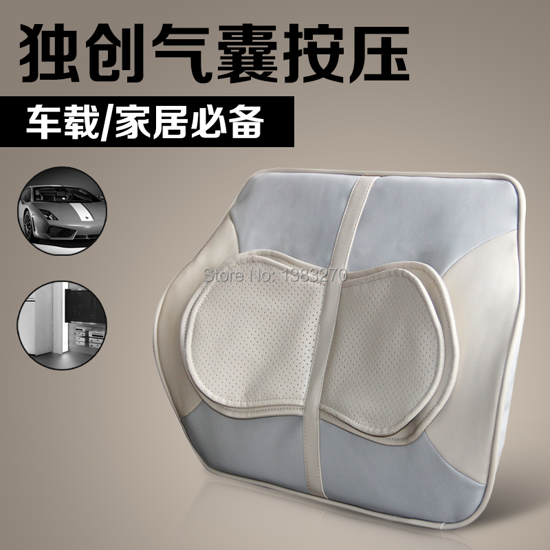 2014 new products shiatsu car massage seat cushion heating and kneading airbag massage cushion neck massage device st0401 car seat cushion heating switch black