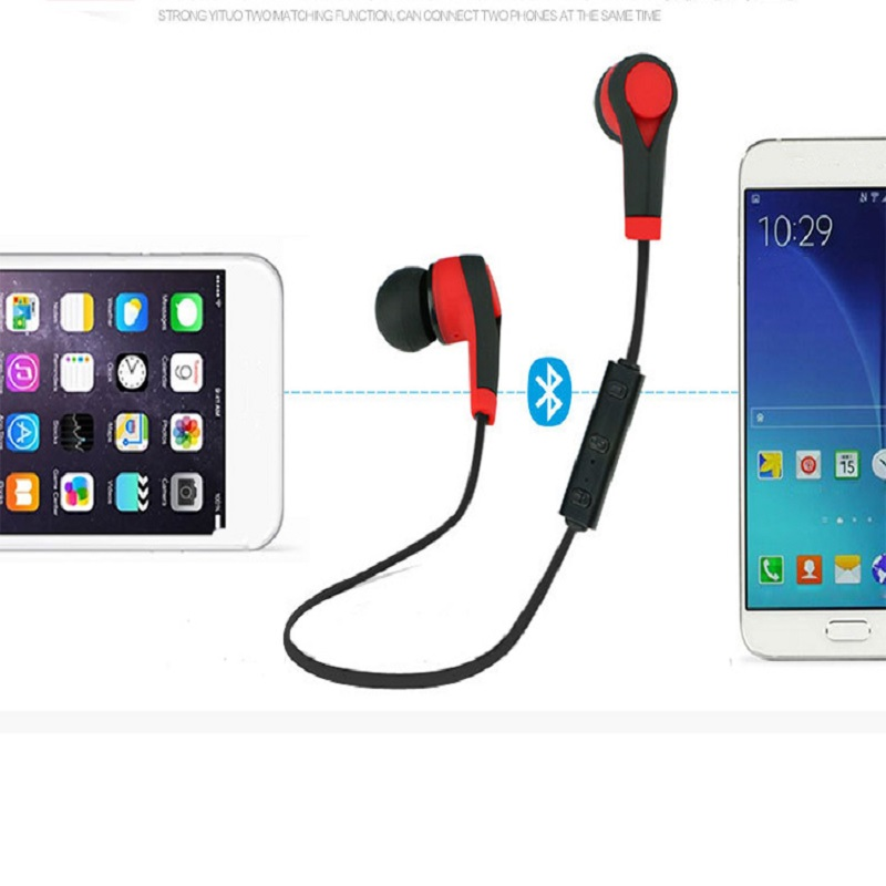 TTLIFE Wireless Bluetooth 4.1 earphone Sport portable fone de ouvido hands free with Mic for iPhone xiaomi Samsung Auriculares ttlife portable mini bluetooth 4 1 earphones car phone charger dock wireless headphones airpods for iphone xiaomi fone de ouvido
