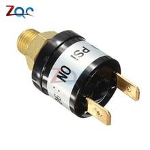 Новые переключатели давления клапан переключатель воздушный компрессор контроль давления клапан сверхмощный 90 PSI-120 PSI горячая распродажа