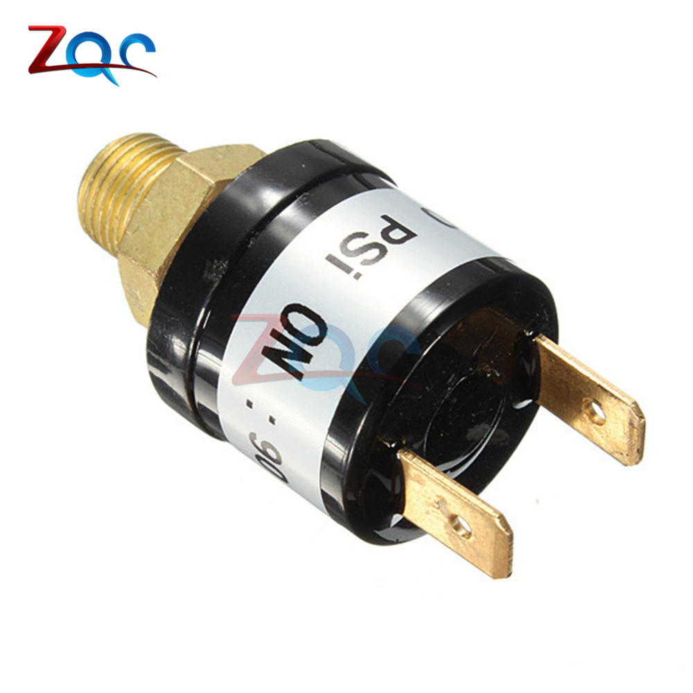 New Pressure Switches Valves Switch Air Compressor Pressure Control Switch Valve Heavy Duty <font><b>90</b></font> PSI -<font><b>120</b></font> PSI hot image
