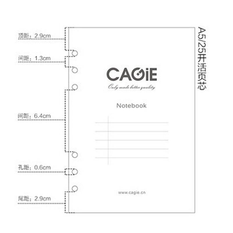 Aliexpress Buy CAGIE A5 MonthlyWeeklyDaily Schedule – Weekly Memo Calendar