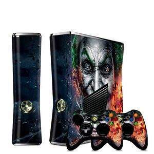 Image 2 - Protetor de vinil para xbox, venda quente de protetor de jogo para microsoft xbox 360 slim e 2 skins adesivos para console x box 360