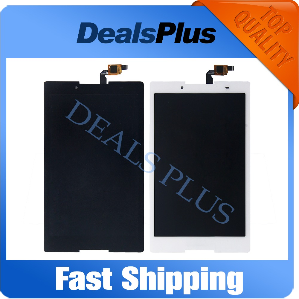 Tablet Accessories Touch Screen Assembly Or Tempered Glass For Lenovo Tab 2 A8-50 A8-50f A8-50lc 8-inch Black White Cleaning The Oral Cavity. Forceful Replacement New Lcd Display