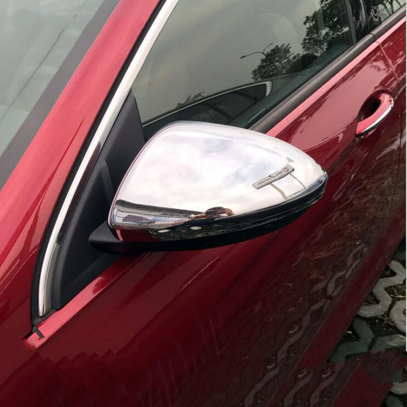 Buick Regal 2 Door Coupe: For Buick Regal 2017 2PCS ABS Chrome Car Side Door