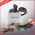 Оптовые Автомобильный Интерфейс GPS Навигации Для BMW CCC 1/3/5/X5/X6 E90 E91 E92 E93 E60 E61 E63 E64 E70 E71 2004-2008